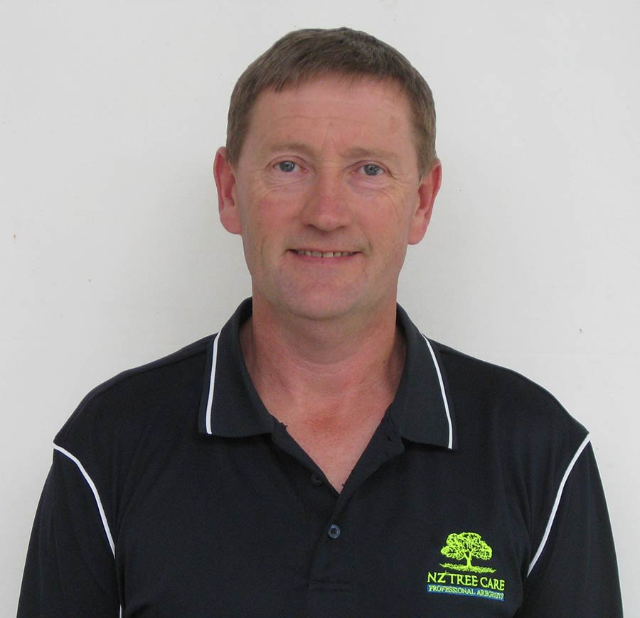David Finlin, Owner, NZ Tree Care